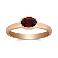 14K_Yellow_Gold_Bezel_Set_Oval_Garnet_Ring