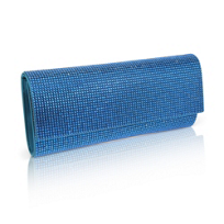 Judith_Leiber_Blue_Crystal_Clutch
