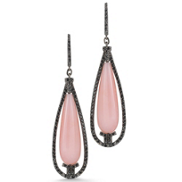 Ivanka_Trump_18K_White_Gold_&_Black_Rhodium_Toulouse_Pink_Opal_Earrings