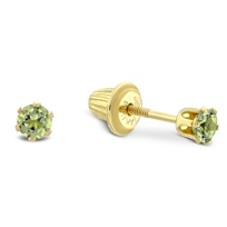 14K_Child's_Peridot_Earrings