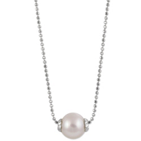 Sterling_Silver_White_Freshwater_Cultured_Pearl_Necklace,_7x7.5mm