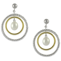 Sterling_Silver_and_Yellow_Tone_Freshwater_Cultured_Pearl_Earrings