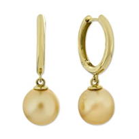 14K_Yellow_Gold_Golden_South_Sea_Cultured_Pearl_Dangle_Earrings,_9x10mm