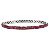 14K_White_Gold_Ruby_Hinged_Bangle_Bracelet,_3.80cttw