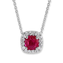 18K_White_Gold_Ruby_and_Diamond_halo_Pendant
