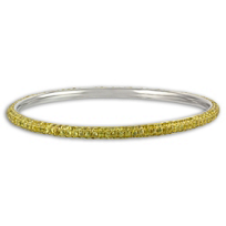 Sterling_Silver_Yellow_Sapphire_Bangle_Bracelet