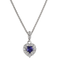 Christopher_Designs_18K_Heart_Shape_Blue_Sapphire_and_Round_Diamond_Pendant