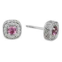 Christopher_Designs_18K_White_Gold_Round_Pink_Sapphire_and_Round_Diamond_Earrings