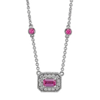 Christopher_Designs_18K_White_Gold_Emerald_Cut_Pink_Sapphire_and_Round_Diamond_Necklace