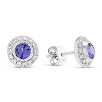 18K_Tanzanite_and_Diamond_Earrings
