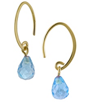 14K_Blue_Topaz_Drop_Earrings