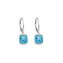14K_White_Gold_Blue_Topaz_and_Diamond_Dangle_Earrings