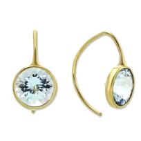 Toby_Pomeroy_14K_Yellow_Gold_Blue_Topaz_Comet_Earrings