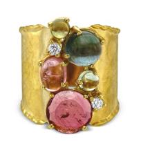 14K_Yellow_Gold_Tourmaline_and_Diamond_Ring,_Wide