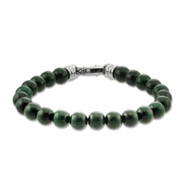 Stephen_Webster_Malachite_Bead_London_Calling_Bracelet