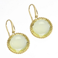 18K_Green_Quartz_Earrings
