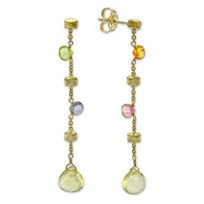 18k_Multi_Stone_Briolette_Drop_Earrings