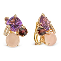 18K_Rose_Gold_Bellarri_Multi-Stone_and_Diamond_Earrings