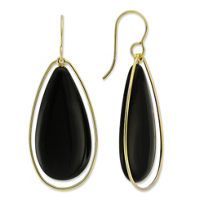 14K_Yellow_Gold_Black_Onyx_Teardrop_Earrings