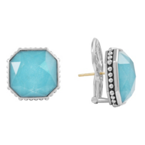 Lagos_Sterling_Silver_Color_Rocks_Turquoise_Doublet_Statement_Earrings