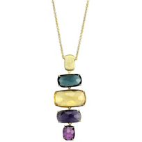 Marco_Bicego_18K_Yellow_Gold_Mixed_Gemstone_Necklace