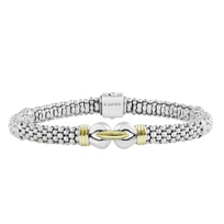 Lagos_Sterling_Silver_&_18K_Yellow_Gold_Derby_Caviar™_Beaded_Bracelet,_7.5_inch