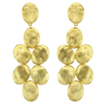 Marco_Bicego_18K_Yellow_Gold_Siviglia_Round_Cluster_Earrings