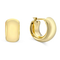 14K_Band_Hoop_Earrings