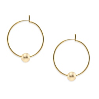 14K_Yellow_Gold_Children's_Hoop_Earrings