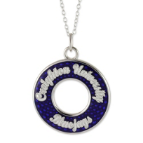 Creighton_Bluejays_Blue_Circle_Pendant