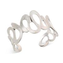 Sterling_Silver_Snake_Wave_Bracelet