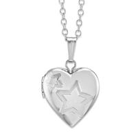Sterling_Silver_Heart_Locket_With_Star_Pattern