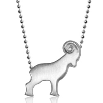 Alex_Woo_Sterling_Silver_Little_Signs_Aries_(Ram)_Pendant