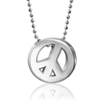 Alex_Woo_Sterling_Silver_Little_Activist_Peace_Sign_Pendant