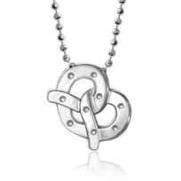 Alex_Woo_Sterling_Silver_Little_Pretzel_Pendant