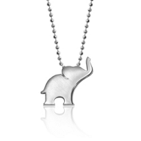 Alex_Woo_Sterling_Silver_Little_Luck_Elephant_Pendant