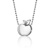 Alex_Woo_Sterling_Silver_Little_Cities_Apple_Pendant