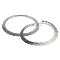 Sterling_Silver_Eclipse_Hoop_Earrings