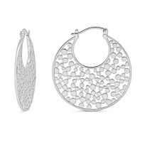 Sterling_Silver_Champagne_Hoop_Earrings