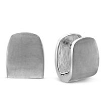 Sterling_Silver_Matte_Flat_Hoop_Earrings