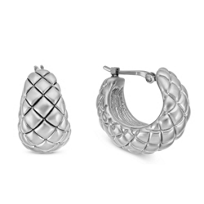 Sterling_Silver_Quilted_Puff_Hoop_Earrings