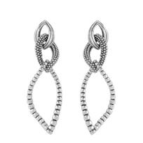 Lagos_Sterling_Silver_Signature_Caviar_Drop_Earrings