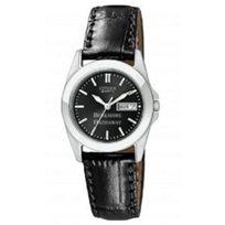 Berk: Ladies Berkshire Hathaway Black Strap Watch