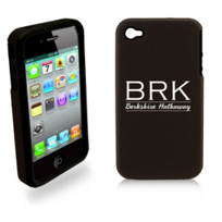 Berk: Berkshire Hathaway iPhone Case, 4G or 4S