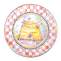 MacKenzie_Childs_Children's_Bee_Plate