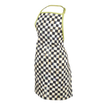 courtly check: MacKenzie Childs Courlty Check Apron