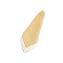 courtly check: MacKenzie Childs Courtly Check Hemstitch Napkin Honey