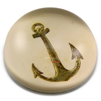 John_Derian_Anchor_Dome_Paperweight