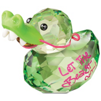 Swarovski_Happy_Duck_Crocodile_Duck