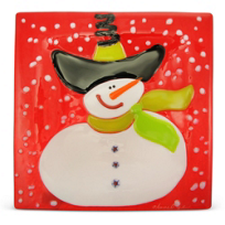 Anne_Nye_Quirky_Snowman_Plate
